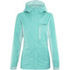 Columbia Pouring Adventure II Jacket Women turquoise